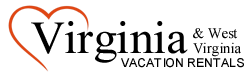 Virginia & West Virginia Vacation Rentals